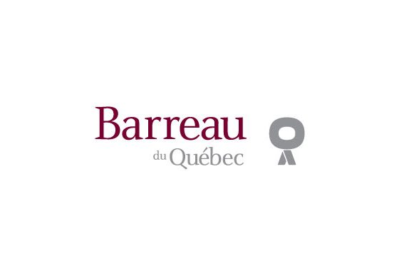 Logo partner Barreau du Quebec